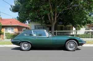 1973 Jaguar E Type Coupe Ormond Glen Eira Area Preview