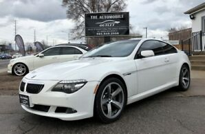 2008 BMW 650i 650i COUPE M SPORT PKG NAVI NO ACCIDENT