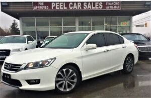 2015 Honda Accord SPORT|SUNROOF|REARVIEW|ALLOYS|