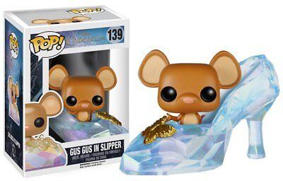 Disney Pop! Cinderella Live Action Movie Gus Gus in Slipper by Funko