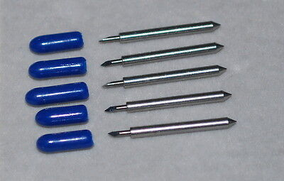 60 Blade For Roland Cutter Cemented Carbide 5pcs Us Fast Shipping