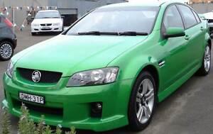 2008 Holden Commodore Sedan Armidale Armidale City Preview