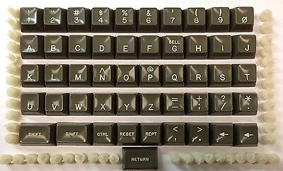 Single Vintage Apple II Keyboard Key Caps READ DESCRIPTION BEFORE ORDERING