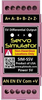 Servo Simulator And Tester 5 Ttl For Motion Controllers And Cnc