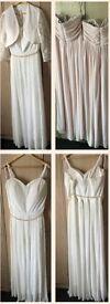 Wedding dress size 26