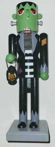 """Halloween Nutcracker Frankenstein 9.5"""""""