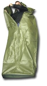 1-NEW-British-Army-Arctic-Sleeping-bag-cover-SAS-ROYAL-MARINES-Genuine-issue