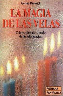 La magia de las velas. Gerina Dunwich., usado segunda mano  Embacar hacia Argentina