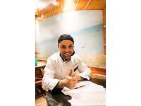 Junior Sous Chef Experienced in Pasta