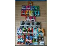 The avengers dvd box sets
