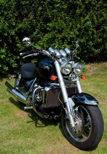 The Complete Guide to Buying Triumph Motorbike Spare Parts on eBay