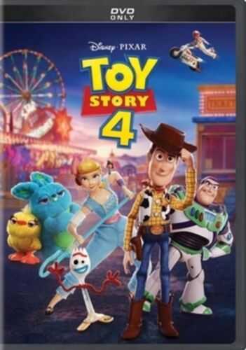 Toy Story 4 DVD BRAND NEW FACTORY SEALED - Ships 10/8/ *Authentic*