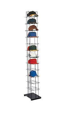 Hat Rack Display Tower