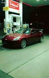 Nissan 350z GT Full custom respray lots spent