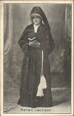 Reform Movement - Protestant Reform Movement - Helen Jackson Social History Toledo OH PC/Card