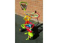 Mothercare Smart Trike 3 in 1