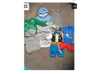 Bundle of boys clothes 18-24 month