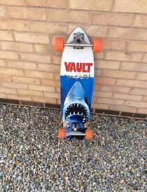 VAULT longboard