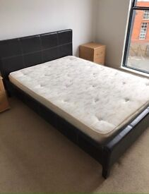 Very clean double bed great condition can also deliver