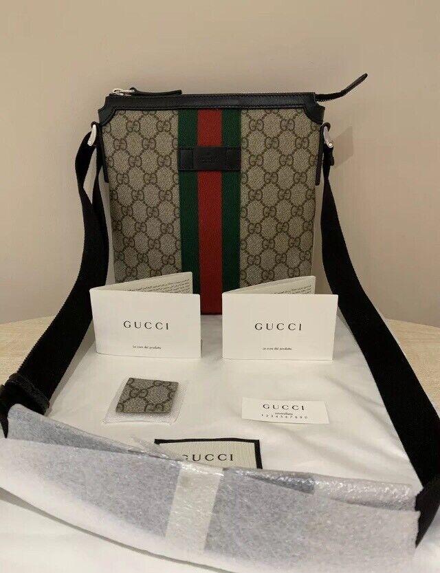91c0065583bff7 Gucci messenger bag | in Bradford, West Yorkshire | Gumtree