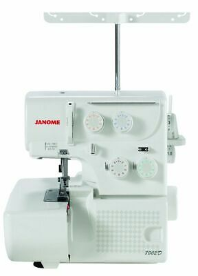 Janome 8002D Serger Overlock Machine - New in Box with FULL Janome Warranty!