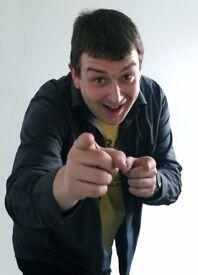 The Coastal Comedy Show with TV headliner Craig Murray