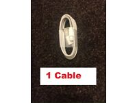 iPhone 5,6,7 charger / USB lead