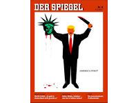 Spiegel magazines (German, from 2015/08 - 2017/11)