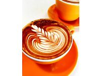 Full Time Kitchen Porter in a busy cafe in Cambridge. No late nights and no split shifts!