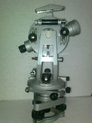 Vernier Transit Theodolite With Tripod Stand Levels Equipment