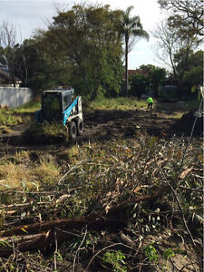 BOBCAT & TRUCK EARTHWORKS HIRE Maylands Bayswater Area Preview