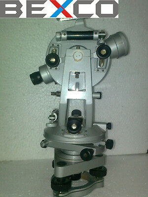 Top Quality Tripod Stand Surveying Vernier Transit Theodolite By Bexco Free Ship