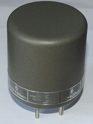 Agilent Hp-16476a 2.8mh Reference Inductor Standard