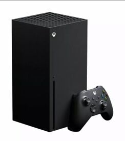 Xbox Series X - brand new sealed - comes with 3 month game pass