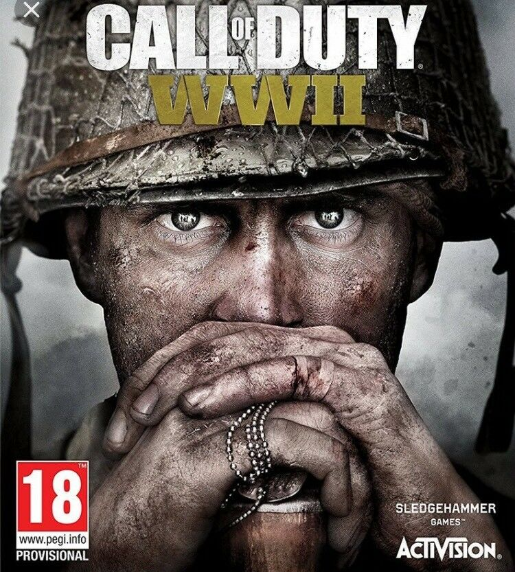 Brand New Sealed Call of Duty WWII PS4