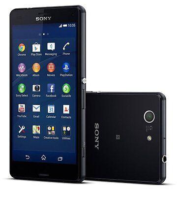 New Sony Xperia Z3 Compact D5803 - 16GB (Unlocked) Smartphone-Black