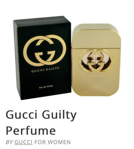 Gucci guilty gold