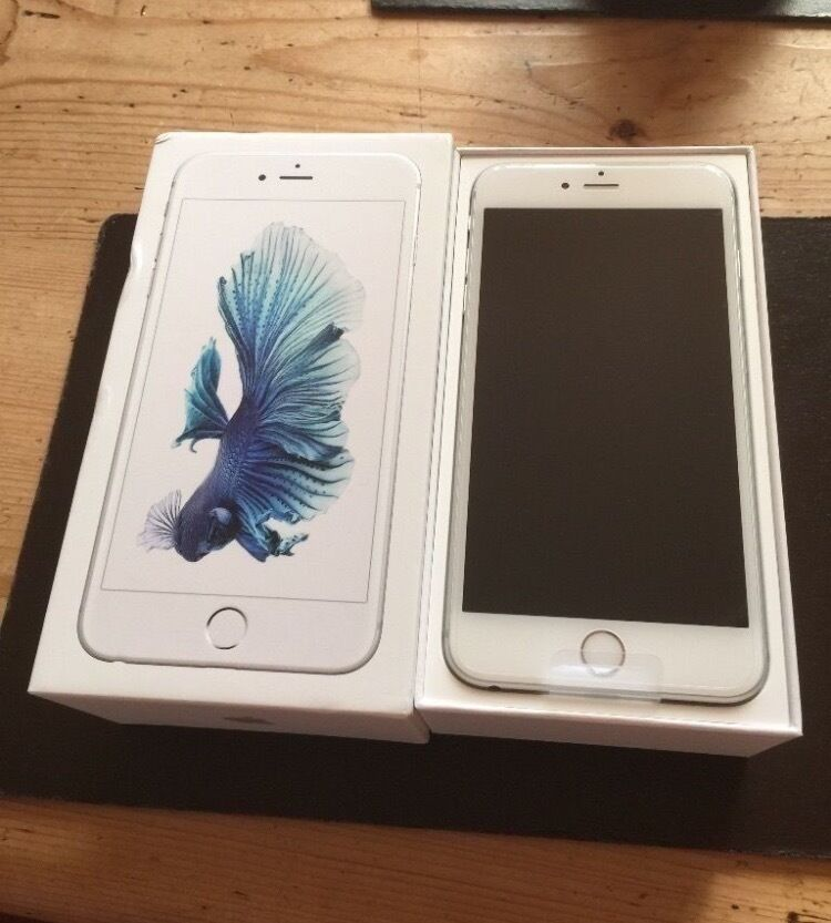 Apple iPhone 6S Plus 16GB silver Brand new in box factory unlocked with warranty proof of receiptin LondonGumtree - Apple iPhone 6S Plus 16GB silver Brand new in box factory unlocked with warranty proof of receipt for sale This is a brand Apple iPhone 6S Plus 16GB silver colour comes with all accessories Factory unlocked sim free Comes with Apple warranty and...