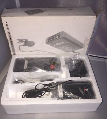Polycom Soundstation Ex Wireless Microphone System 2364 2201-00699-002