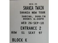 Shania Twain Tickets! Dublin 26th September