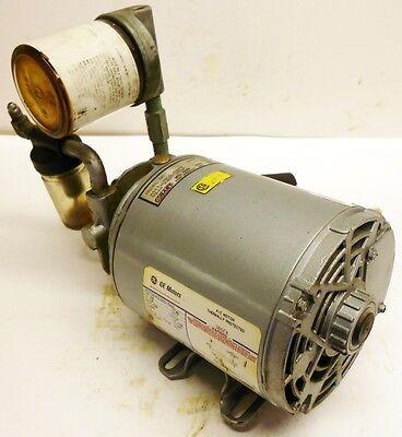 General Electric Compressor Vacuum Pump Model No 0211-v36a-g8cx 5kh33dn16gx