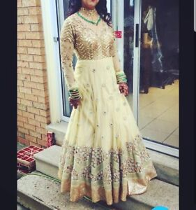 Stunning heavy Indian outfit. Suit
