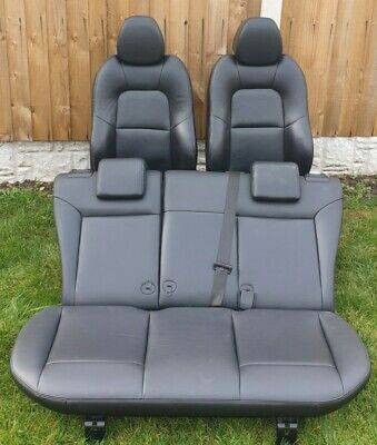 Ford Fiesta Zetec S Full Leather Seats  Mk6 2002-2008.