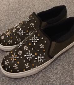 Ladies river island shoes