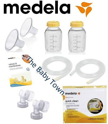 New Replacement Accessories Kit - MEDELA REPLACEMENT KIT SPARE PARTS ACCESSORIES PUMP IN STYLE w/ tubing 87212 NEW