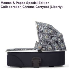 Mamas And Papas Liberty Carrycot