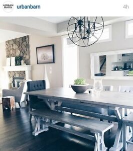 Dining Table From Urban Barn