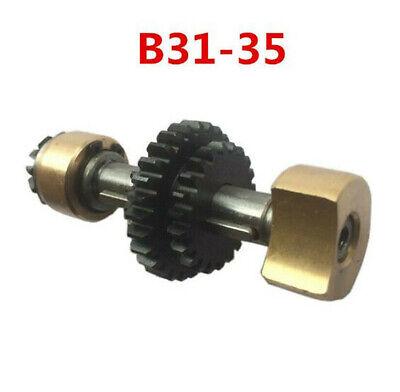 Bridgeport Vertical Milling Machine Cnc Mill Parts B31-35 Automatic Feed Shaft
