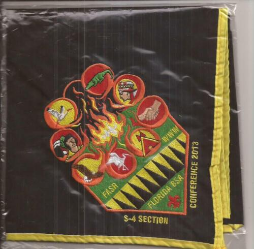 2013 S-4 Section Conference Neckerchief