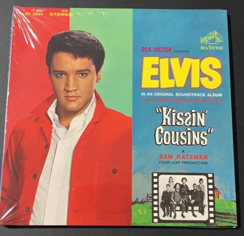 Elvis Kissin Cousins Follow That Dream / FTD / Direct From Memphis
